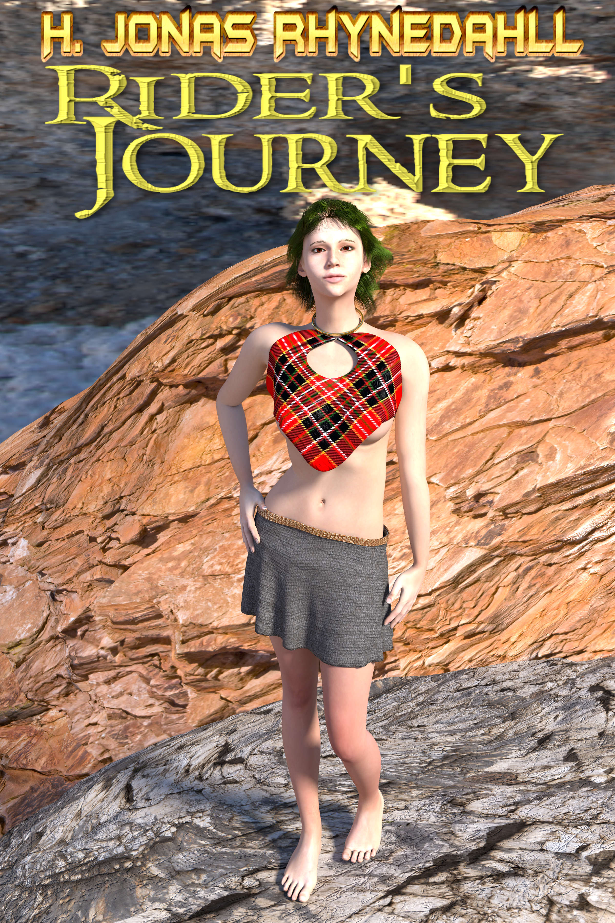 Rider's Journey Cover
